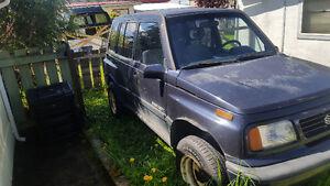 1994 Suzuki Sidekick JX SUV, Crossover