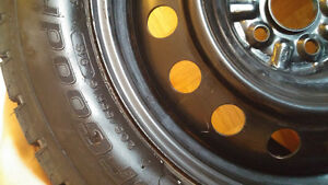 LIKE NEW WINTER TIRES Kitchener / Waterloo Kitchener Area image 1