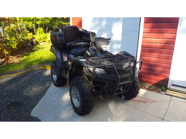 Used 2009 Suzuki King Quad 750