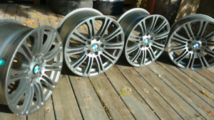 "BMW 17"" Rims - QUICK SALE"