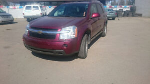 2008 Chevrolet Equinox LT1 loaded AWD with sunroof!