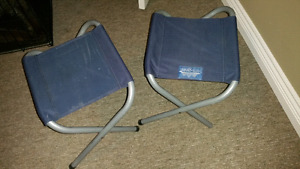 Camping Chairs ( set of 2)