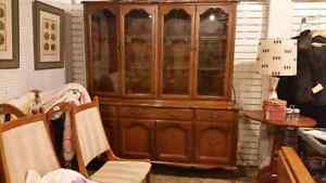 Gibbard china cabinet just arrived