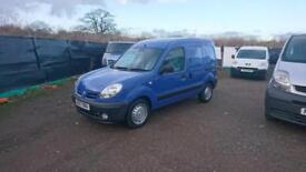 Nissan Kubistar 1.5dCi ( 70bhp ) SE, Genuine 46000 miles with full History