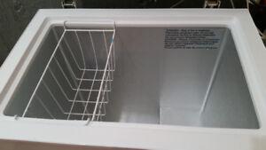 5.0 cu. ft. freezer