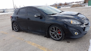 2010 Mazda MAZDASPEED3 NOT STOCK