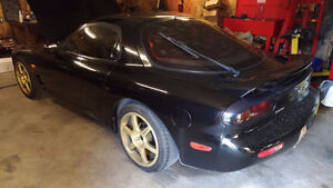 1993 Mazda RX-7 Type X Coupe (2 door)