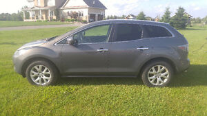 2007 Mazda CX-7 Fully Loaded AWD (Mazdaspeed)