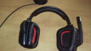 Casque gaming wireless Logitech G930
