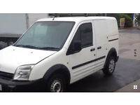 Ford transit connect 55 reg