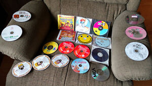 32 Children's CDs