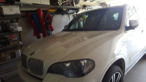2011 BMW X5 M-package, no Accident, Low Km
