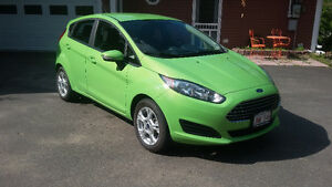 2015 Ford Fiesta SE Hatchback NEW 3100 KMS