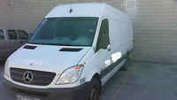 2012 Mercedes-Benz Sprinter 2500 Ext High Roof Cargo Van