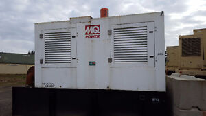 500KW Multiquip stationary generator