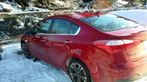 2015 Kia Forte - only 12,500 kms