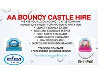 Luton Bouncy Castle Hire