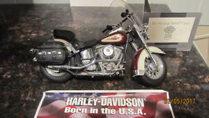 HARLEY DAVIDSON FRANKLIN MINT $175 just reduced $150