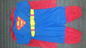 SUPERMAN COSTUME 12 MONTHS