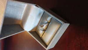 Low priced real diamond engagement ring