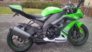 2010 Kawasaki ZX10R for sale