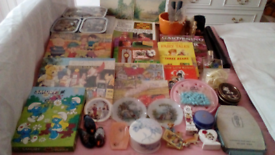 55 Item Job Lot Mainly Vintage! All clean & boxed for easy collection!