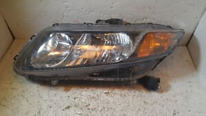 CIVIC 2012 LUMIERE GAUCHE OEM LEFT HEAD LIGHT LAMP