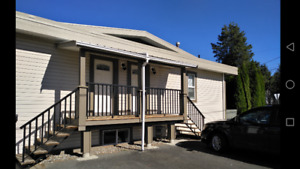 $1200  two bedrooms suite for rental in Chilliwack