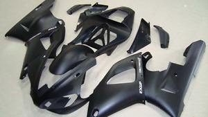 All black fairings kit 2003 Yamaha r6