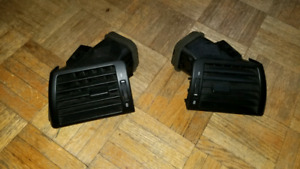 Bmw 3 series E46 Vents and covers
