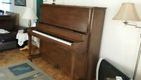 Mozart Upright Piano