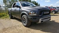 2016 RAM 1500 THE REBEL THAT WANTS TO BE DIFFERENT !! 16R12377 Edmonton Edmonton Area Preview