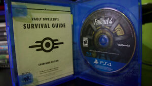 Fallout 4 - PS4!! Great Price & Like New Condition!!! Cambridge Kitchener Area image 1
