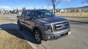 2014 Ford F-150 SuperCrew FX4 OFFROAD Pickup Truck