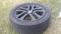 BMW 328 Wheels and tires 17""