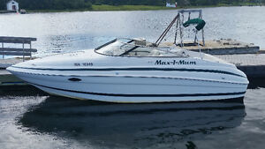 1998 Chris-Craft Cuddy 240 in excellent condition
