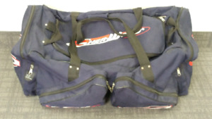 LARGE SHERWOOD APD ICE HOCKEY BAG, LARGE - IN GREAT CONDITION