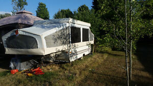 Jayco jay series 12 ft pop up trailor   $3200obo 226 567 6295