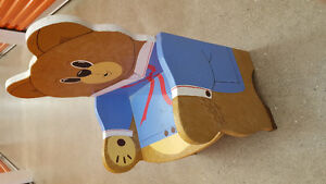 Desperately Cute Bear Chair for Sale Kitchener / Waterloo Kitchener Area image 2
