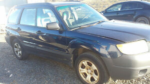 for sale 2006 Subaru Forester, Needs engine replaced