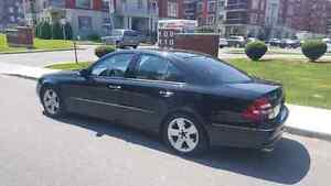 Mercedes 2004 e500 4matic very clean