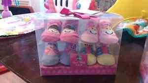 Baby Girls' Dress Socks Peterborough Peterborough Area image 1