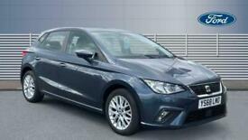 image for 2018 SEAT Ibiza 1.0 SE Technology [EZ] 5dr Petrol Hatchback Hatchback Petrol Man