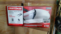 brand new 1/2 hp garage door opener