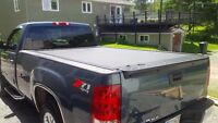 Pace Edwards retractable hard tonneau cover