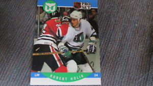 Robert Holik rookie card