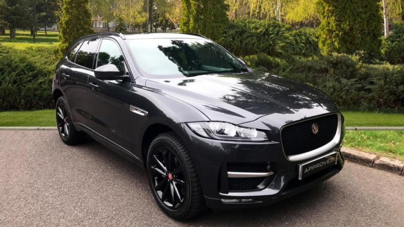 2018 Jaguar F Pace 2 0d 240 R Sport 5dr Awd F Automatic Diesel Estate In Woodford London Gumtree