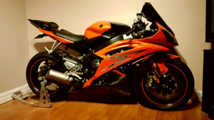 2009 R6 ONLY 15000KM WILL NOT LAST!!!