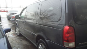 2008 CHEVY UP;ANDER EXTENDED  160000 KM