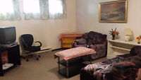 Large 2 Bedroom Fully Furnished Apartment available
